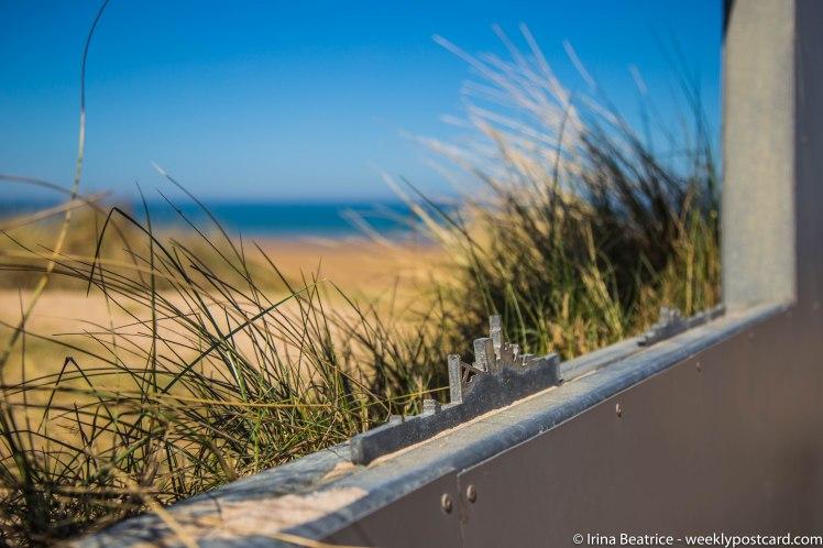 Landing beaches 2 - Normandy - weeklypostcard