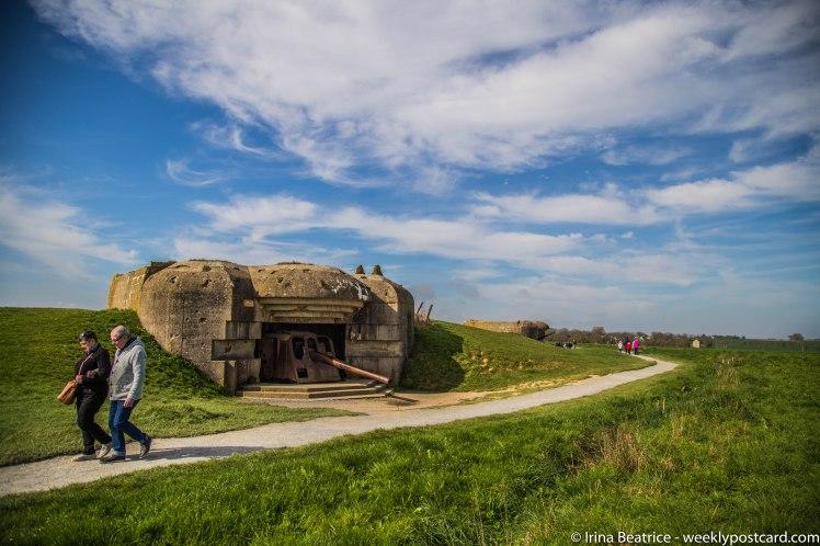 Longues-sur-Mer - Normandy - weeklypostcard