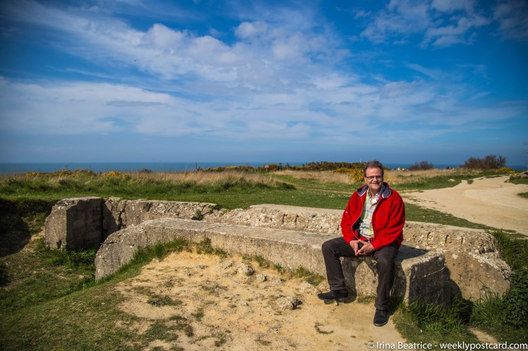 Point du Hoc 3 - Normandy - weeklypostcard